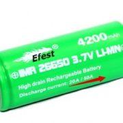 Baterie 26650