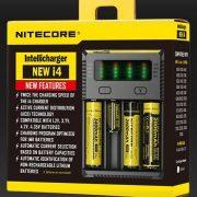 Nabíječky pro baterie 26650