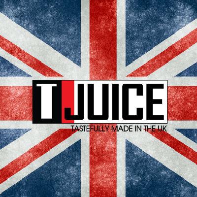 T Juice logo