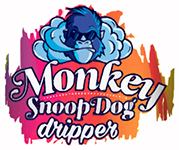 Náplně Monkey SnoopDog 2x10ml