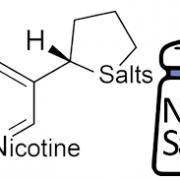 Náplně s nikotinovou solí
