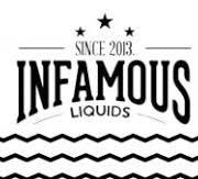 Příchutě Infamous Liqonic